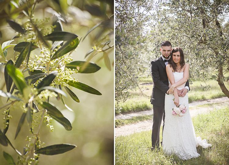 Vanja+Pawel – venčanje u Toskani